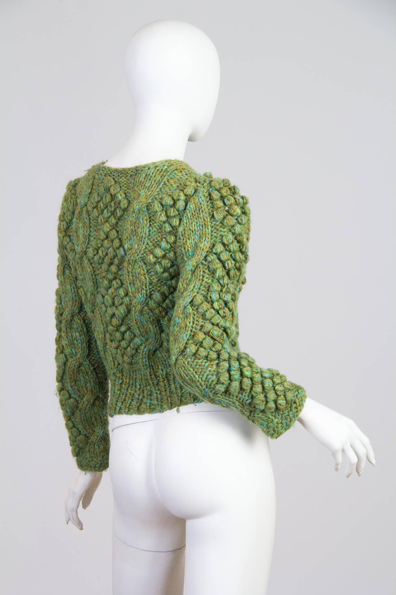 Early Kansai Yammamoto Sweater 4