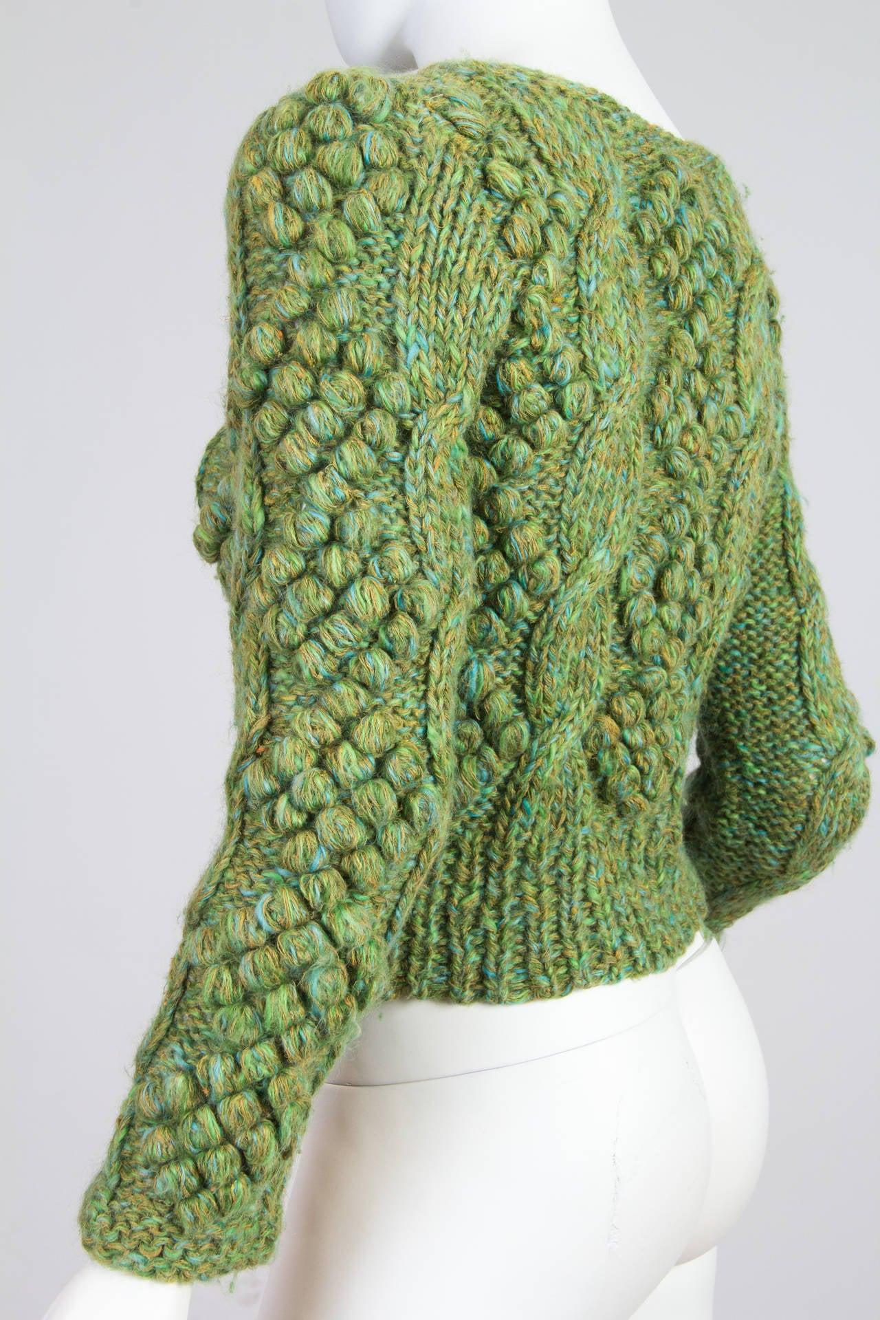 Early Kansai Yammamoto Sweater For Sale 3