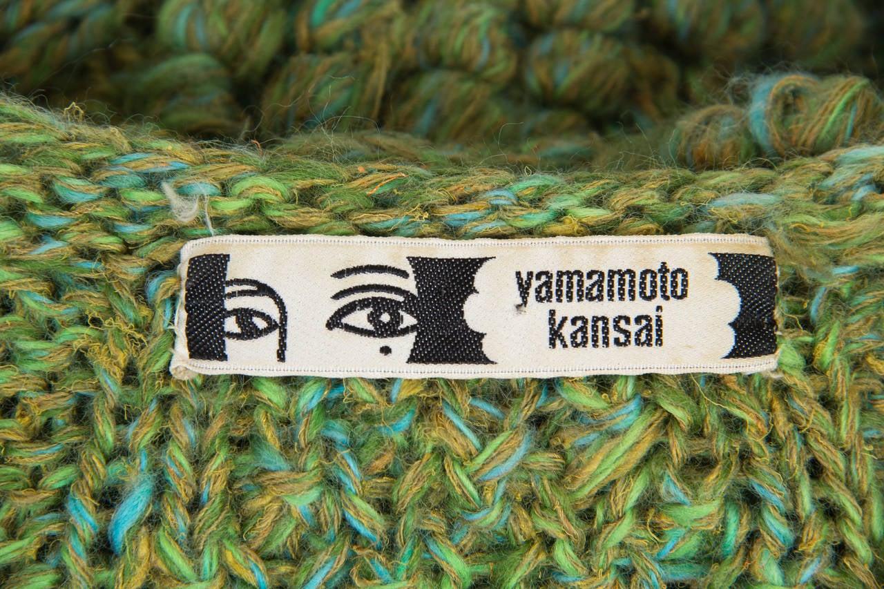 Early Kansai Yammamoto Sweater For Sale 4