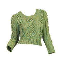 Early Kansai Yammamoto Sweater