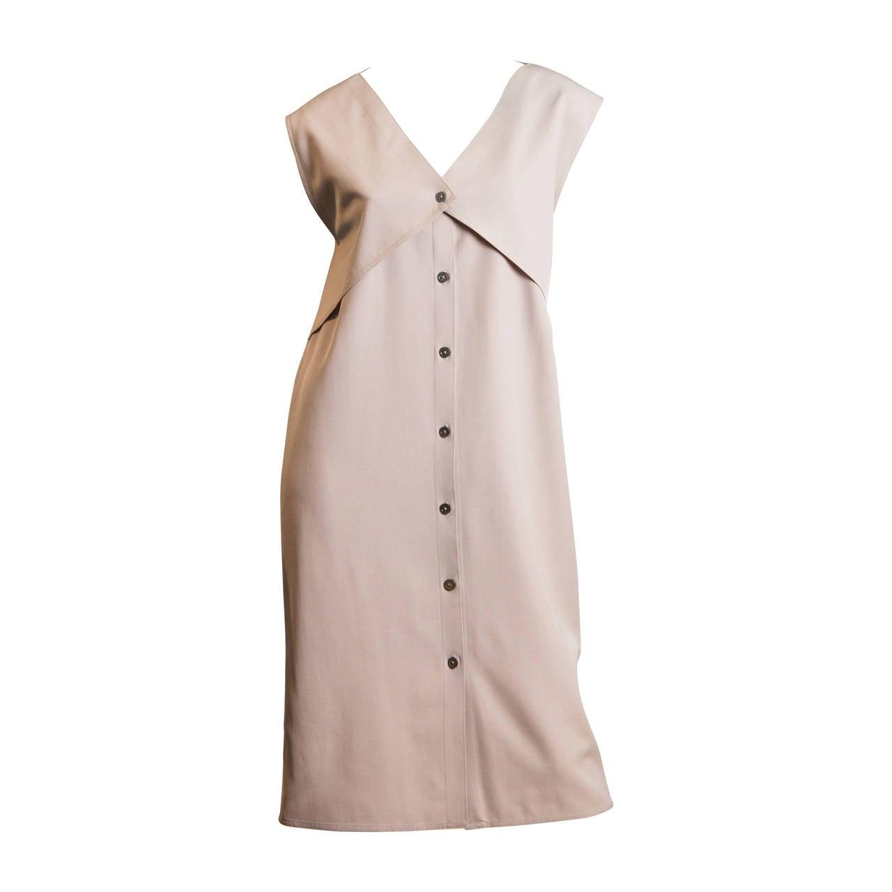 Minimalist Geoffrey Beene Dress