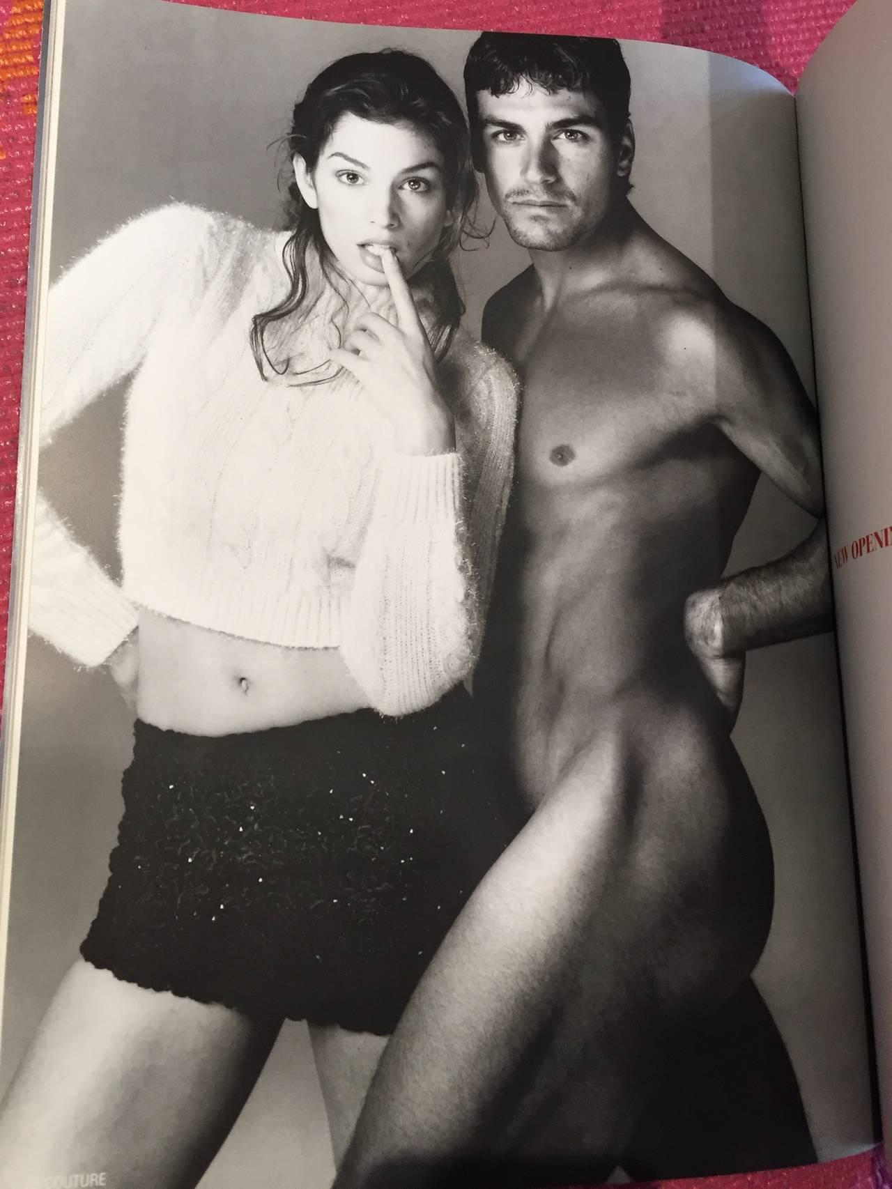 1990s Gianni Versace Couture Documented Swarovski Mini Skirt For Sale 4