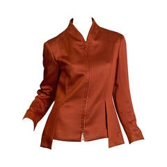 Emmanuelle Khanh Copper Jacket