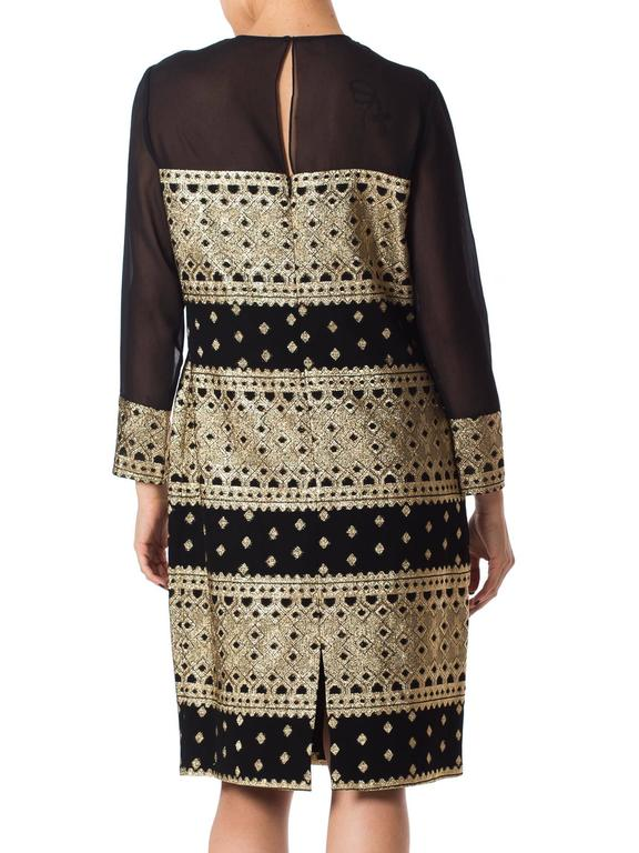 Arnold Scassi Coctail Dress 5