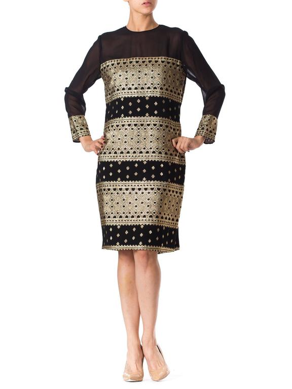 Arnold Scassi Coctail Dress 2