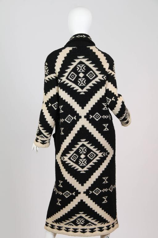 Women's or Men's Ralph Lauren Native American inspired Sweater For Sale