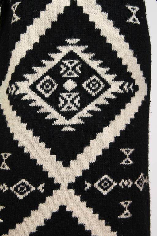 Ralph Lauren Native American inspired Sweater For Sale 4
