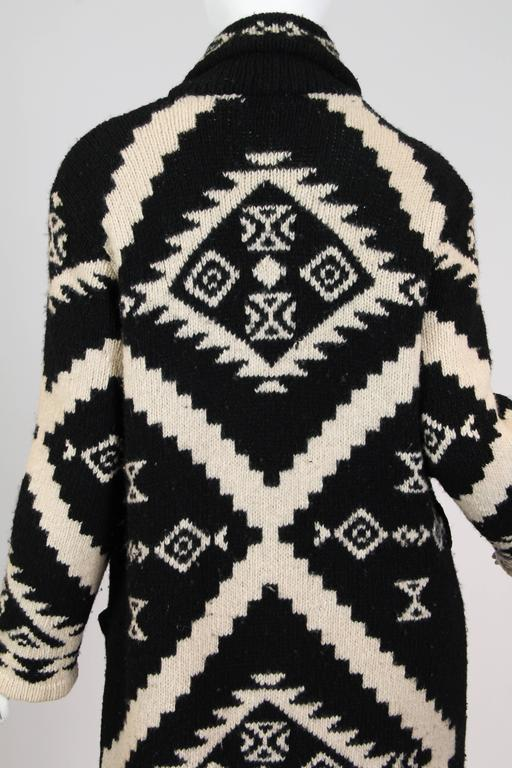 Ralph Lauren Native American inspired Sweater For Sale 2
