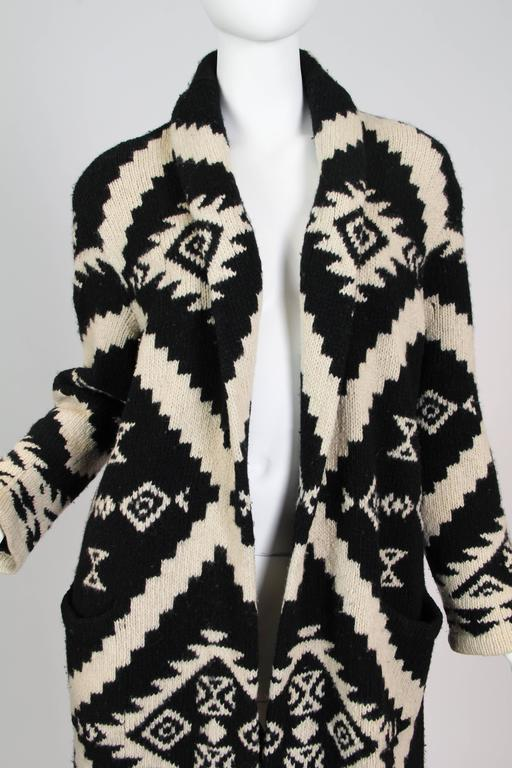Ralph Lauren Native American inspired Sweater For Sale 1