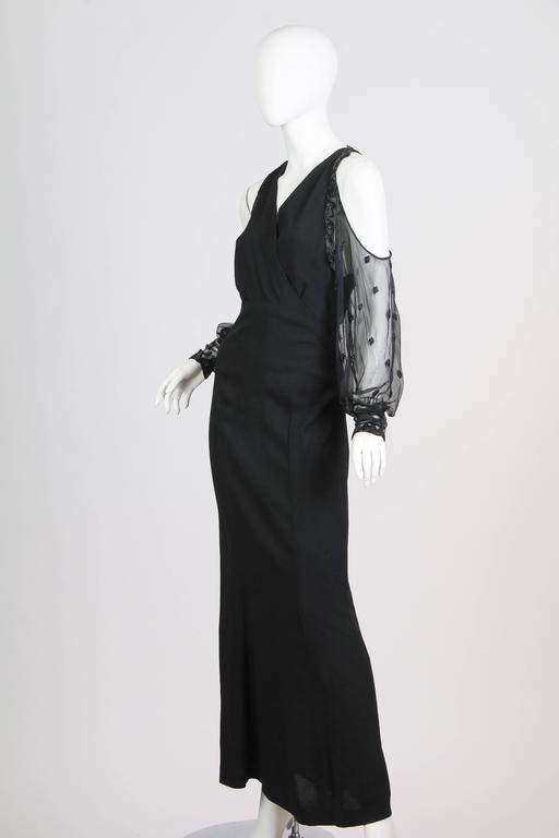 1930s Gown with Beading 2