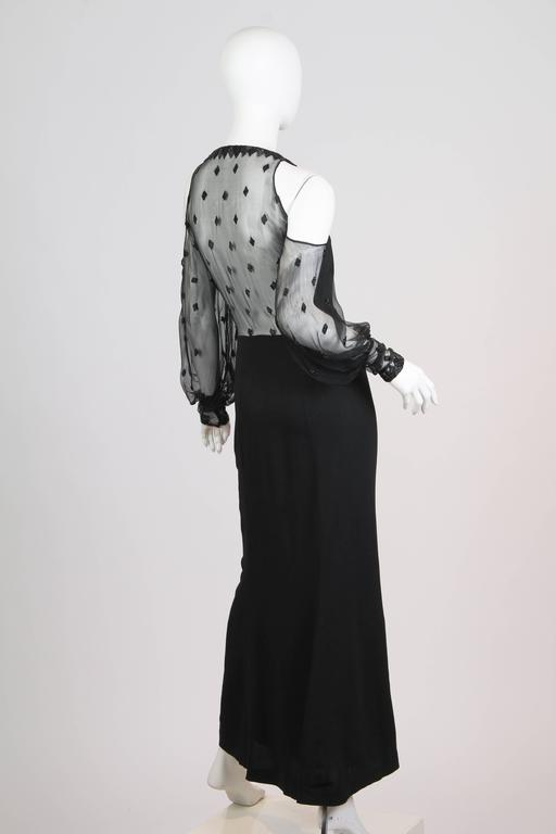 1930s Gown with Beading 3