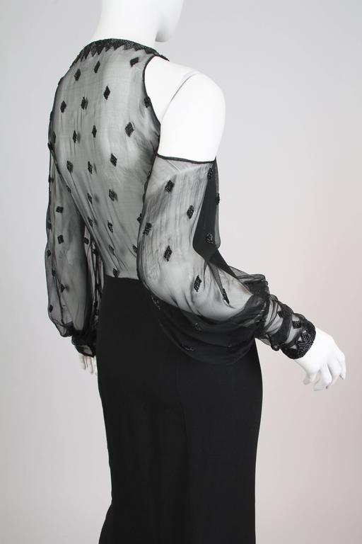 1930s Gown with Beading 7