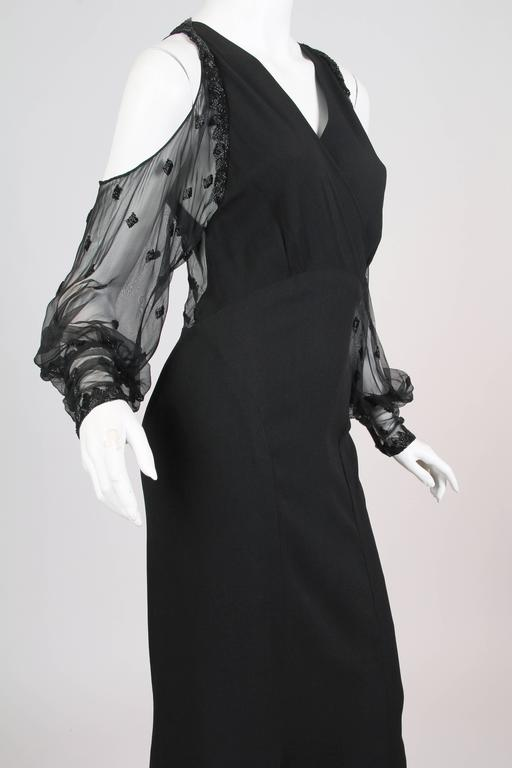 1930s Gown with Beading 5