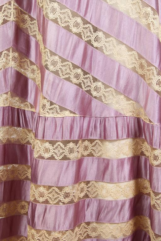 Belle Epoch Ribbon and Lace Duster 10