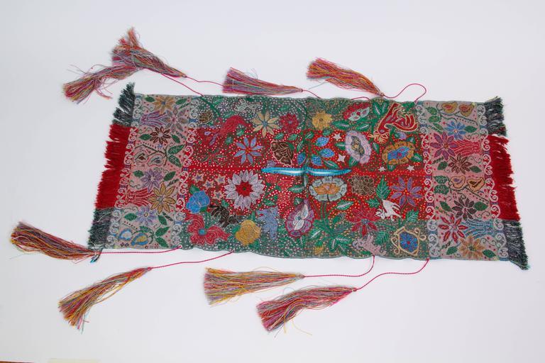 Peruvian Priest's Huipil For Sale 3