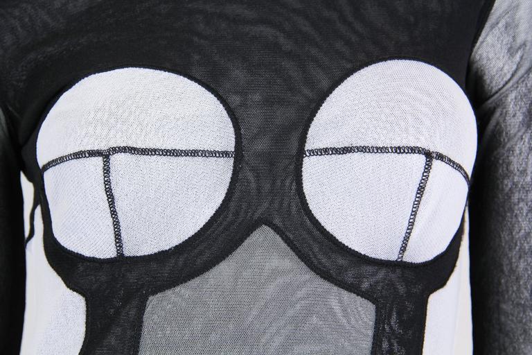 Jean Paul Gaultier Robot Dress 7
