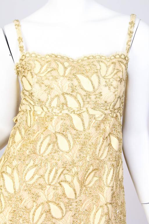 Shannon Rogers I.Magnin Lace Cocktail Dress 6