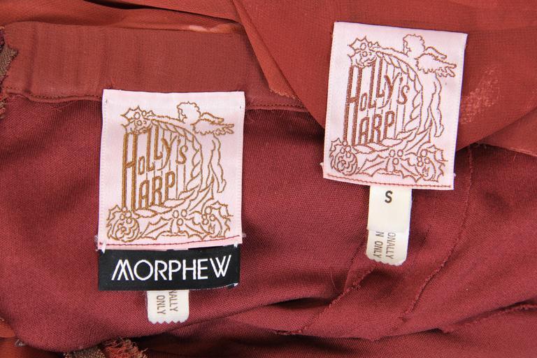 Holly Harp Chiffon Ensemble  10