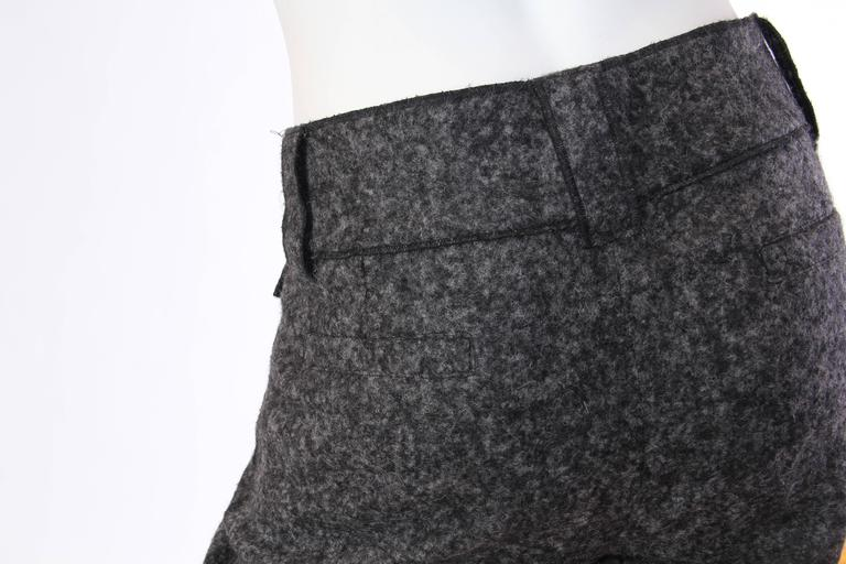 Dolce and Gabbana Cashmere Trousers For Sale 1