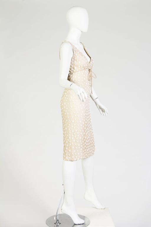 1960s Beaded Silk Dress from Larry Aldrich 2