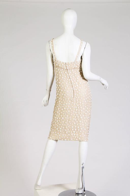 1960s Beaded Silk Dress from Larry Aldrich 4