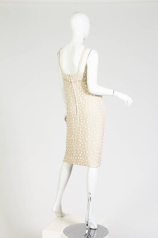 1960s Beaded Silk Dress from Larry Aldrich 5