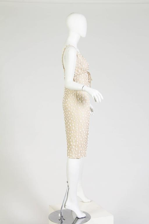 1960s Beaded Silk Dress from Larry Aldrich 3