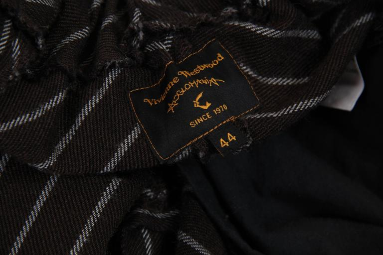 Vintage Vivienne Westwood Pirate Pants For Sale 2