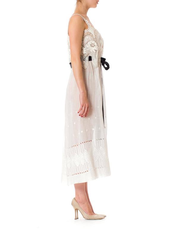 Women's Edwardian Lace Dress For Sale