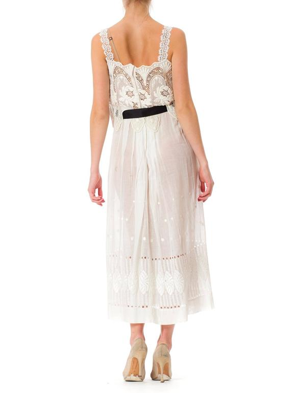 Edwardian Lace Dress For Sale 1
