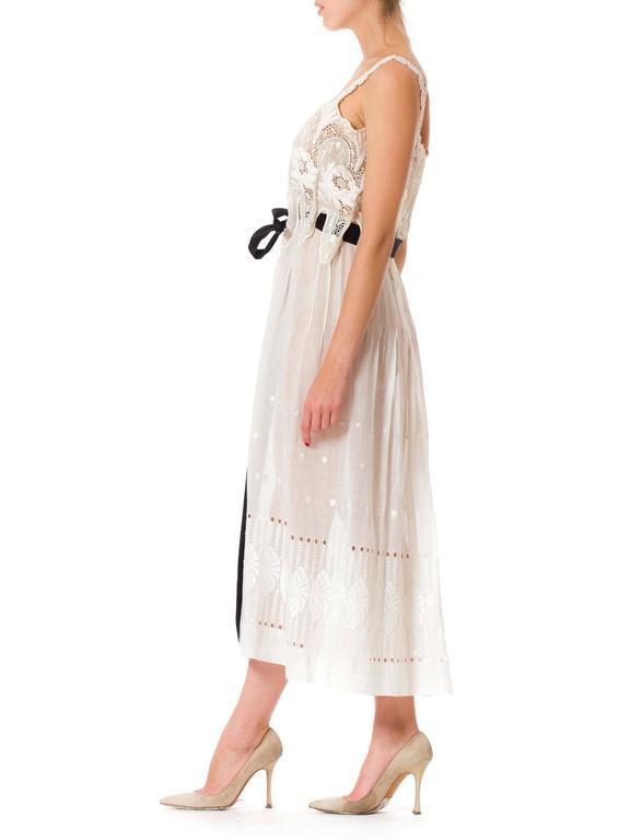 Edwardian Lace Dress For Sale 2