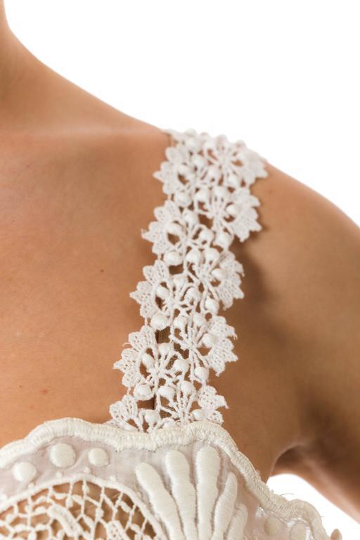 Edwardian Lace Dress For Sale 5