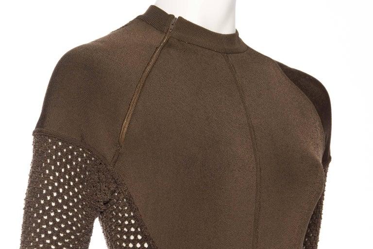 Sheer Net Alaia Dress For Sale 3