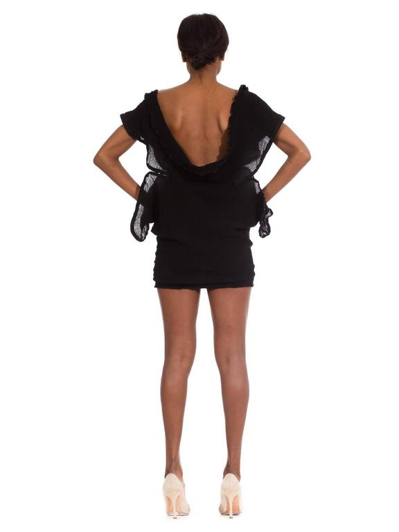 Asymmetrical Deconstructivist skirt from me by Issey Miyake For Sale 1