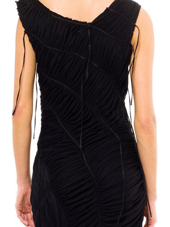 Issey Miyake Goth Jersey Gown 6