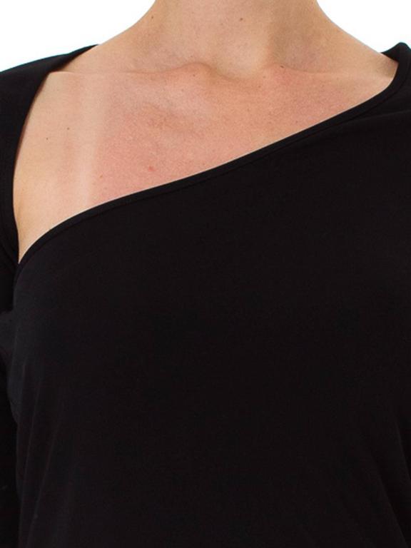 Jean Paul Gaultier Wraparound Sleeve Dress For Sale 2