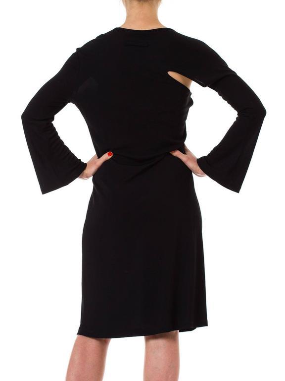 Jean Paul Gaultier Wraparound Sleeve Dress For Sale 1