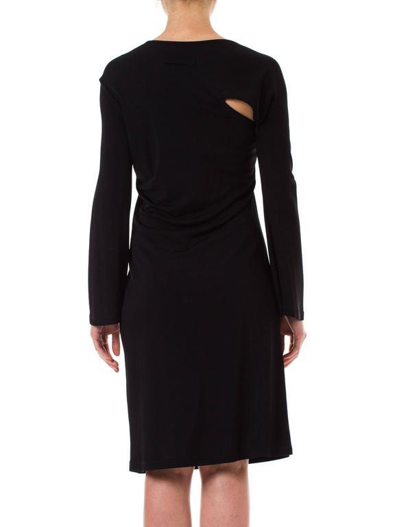 Women's Jean Paul Gaultier Wraparound Sleeve Dress For Sale