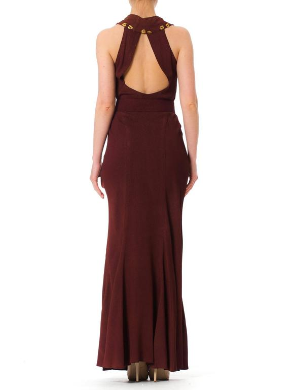 Cacharel Silk Dress