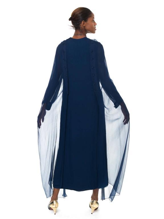 Women's 1960s Balmain Haute Couture Gown For Sale