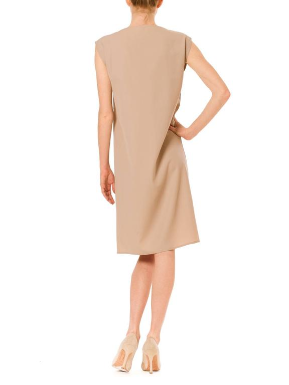 Minimalist Geoffrey Beene Dress For Sale 2