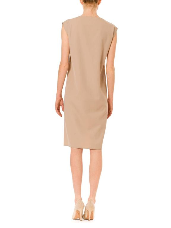 Minimalist Geoffrey Beene Dress For Sale 1