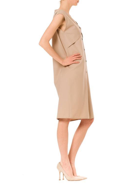 Women's Minimalist Geoffrey Beene Dress For Sale