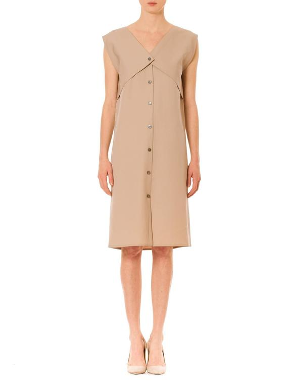 Minimalist geoffrey beene dress for sale at 1stdibs Fashion designer geoffrey