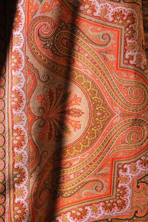 Victorian Paisley Coat For Sale 5