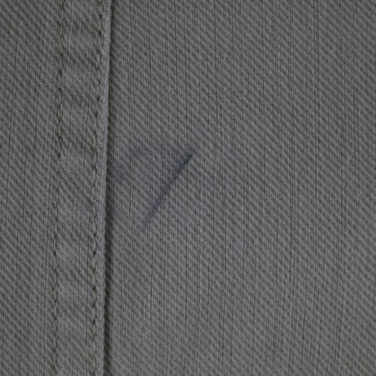 Yohji Yamamoto Y's Men's Khaki Cotton Sport Coat  For Sale 3