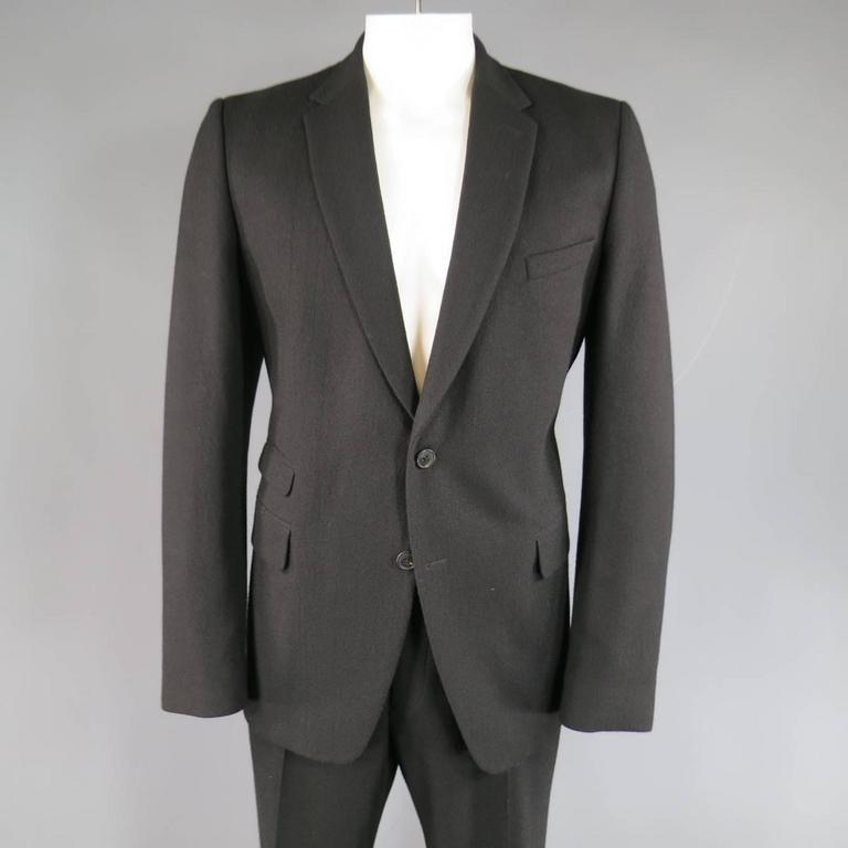 Size 44 Regular Suits and Size 44 Regular Tuxedos Below are all of the size 44 suits, wool suits, three-piece suits, sharkskin suits, zoot suits, and size 44 tuxedos currently in stock. If you are looking for another style size 44 regular men's suit, please email us .