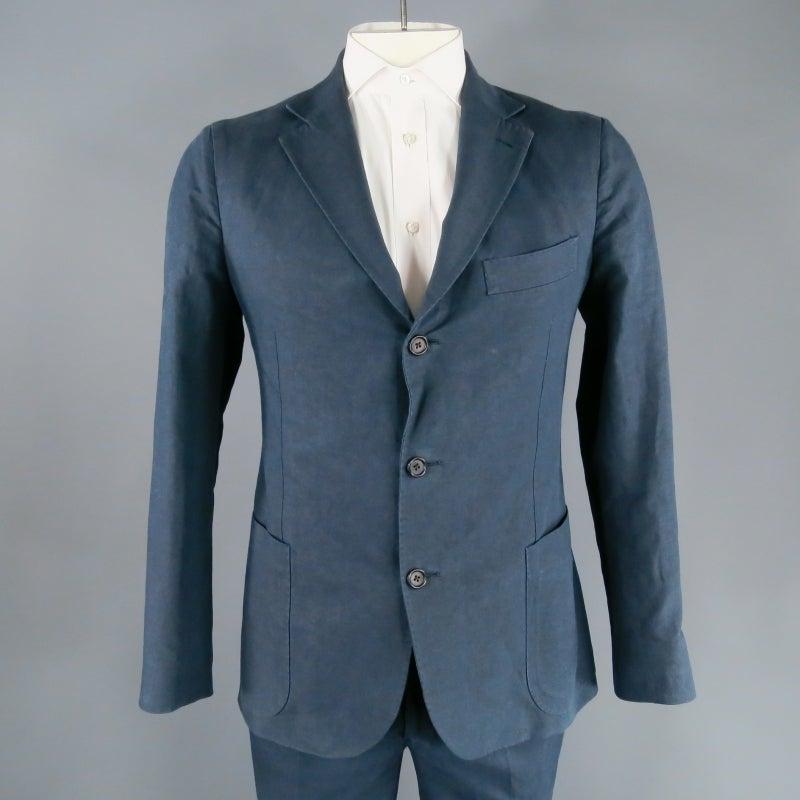 Navy Kimono Jacket