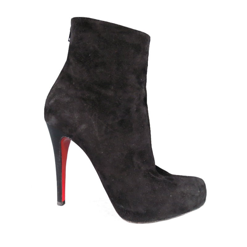 Ll Gisele-7 Thigh High Stretchy Suede Material Pointy Toe Stiletto Heel Boots Black See Details Product - Paprika Women Over The Knee Thigh Stiletto High Heels Boots Side Zipper YESTIN Black Suede .