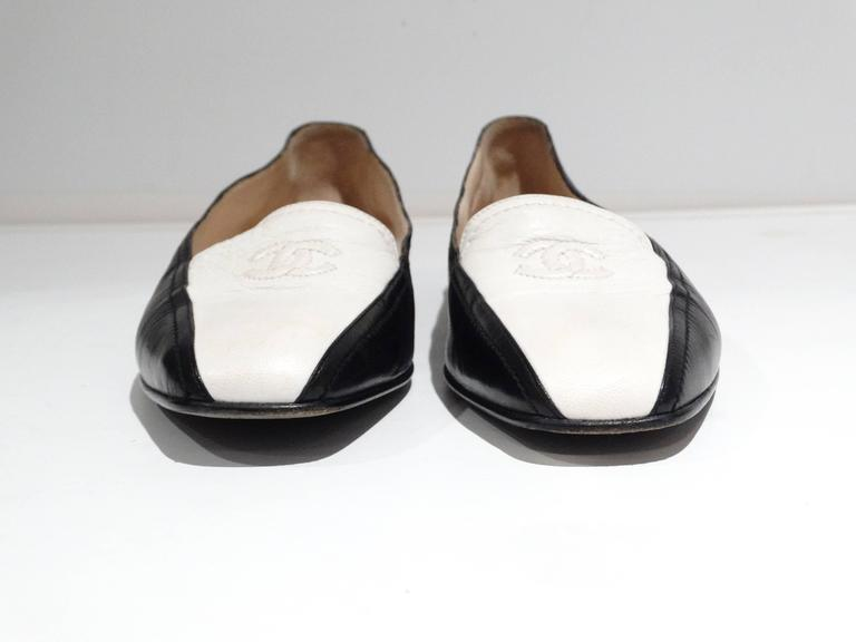 1984 Chanel Two-Tone Loafer  9